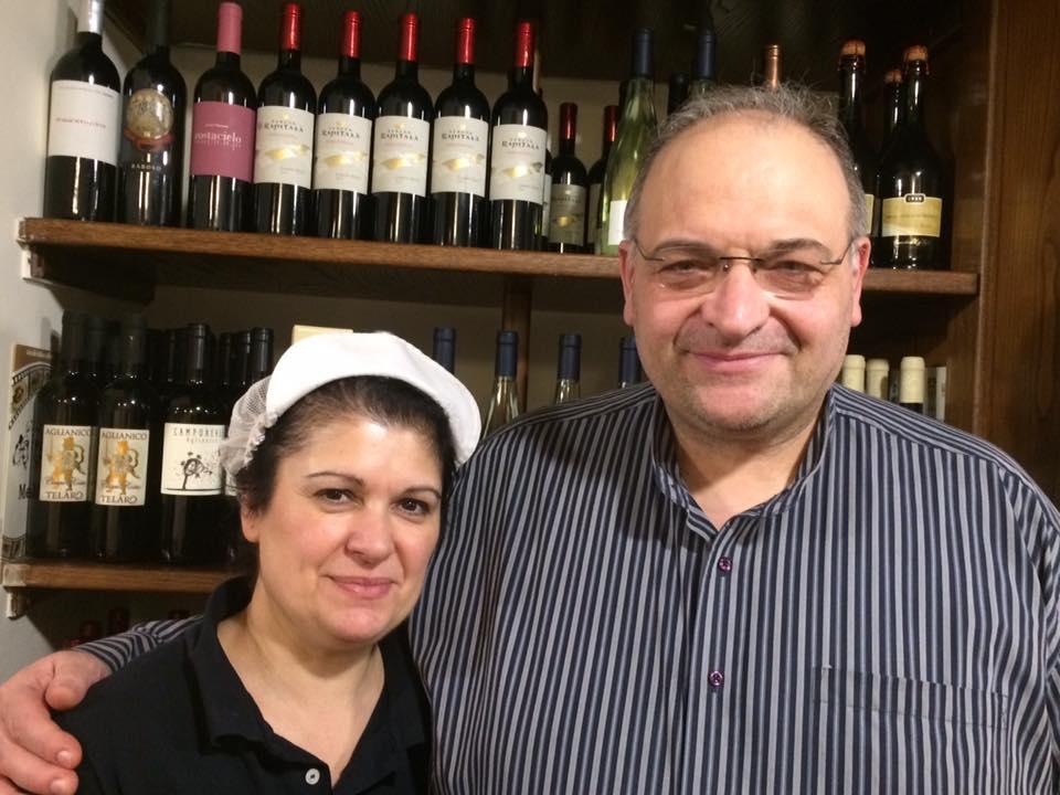 Fulvio e Annamaria Iacuzzo