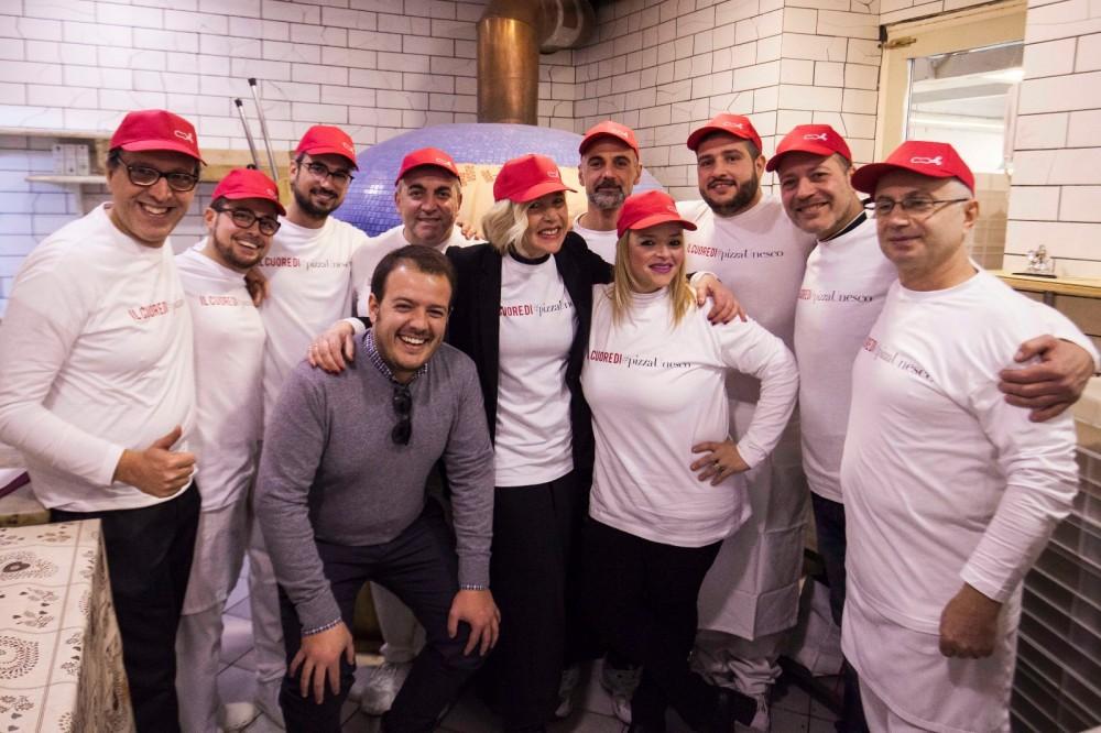 PizzaUnesco, giornata solidale per i senzatetto