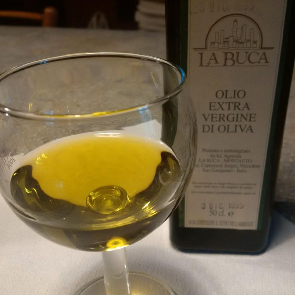 Olio extravergine, Azienda la Buca