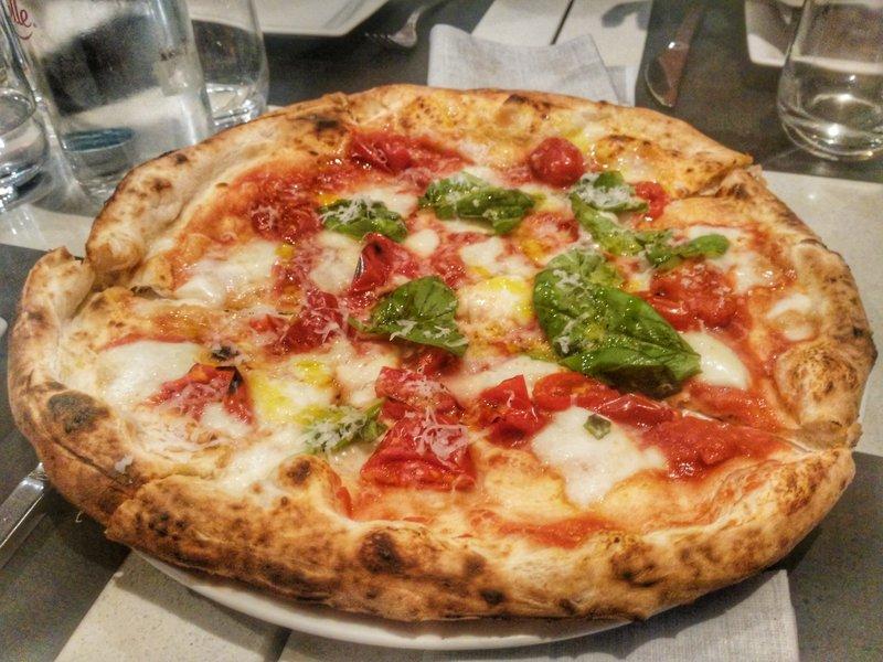 La Piazzetta 94, Margherita Dop
