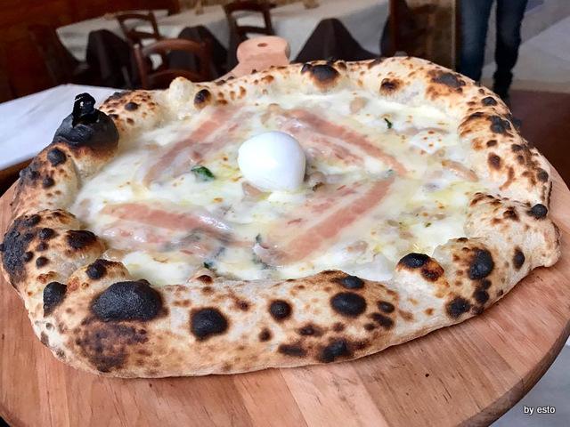 Il Diavoletto Caserta  la pizza Acerrana sbagliata