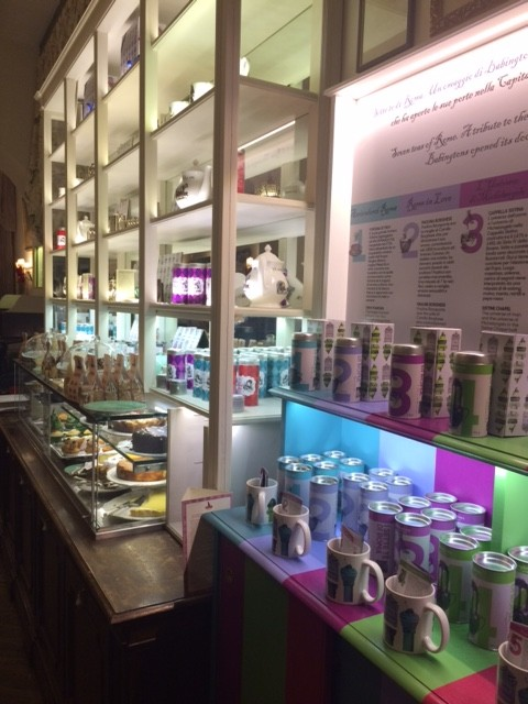 Il Tea Shop di Babingtons