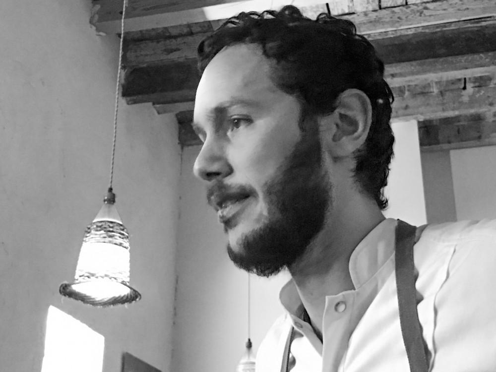 Ristorante 28 posti, Lo chef Marco Ambrosino