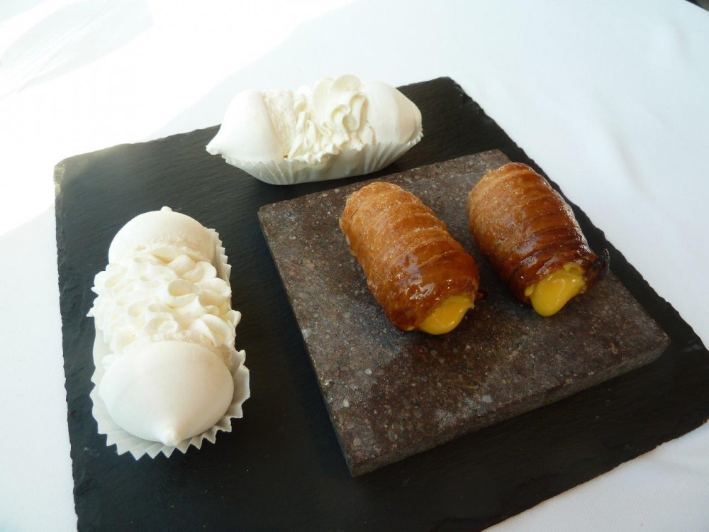 Miramonti, pre dessert