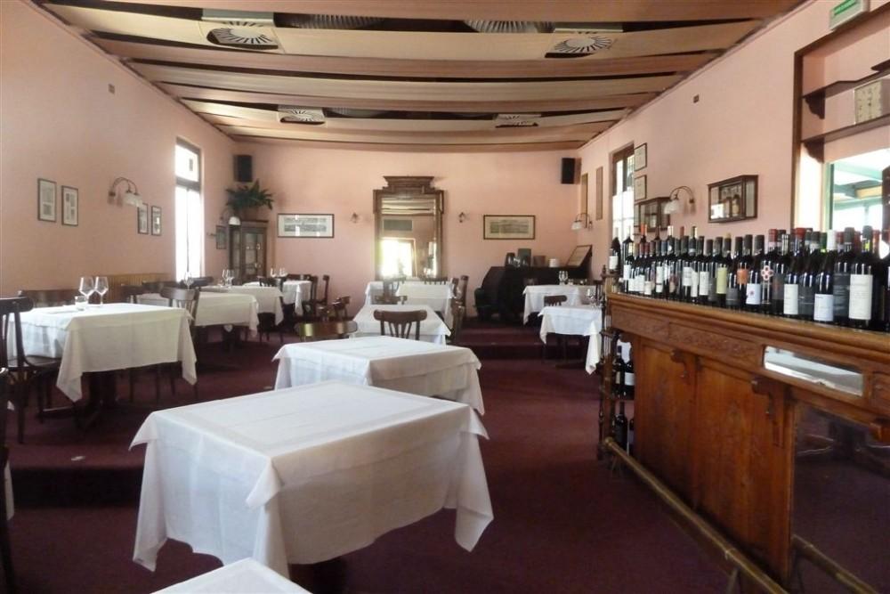 Osteria Grand Hotel, indoor