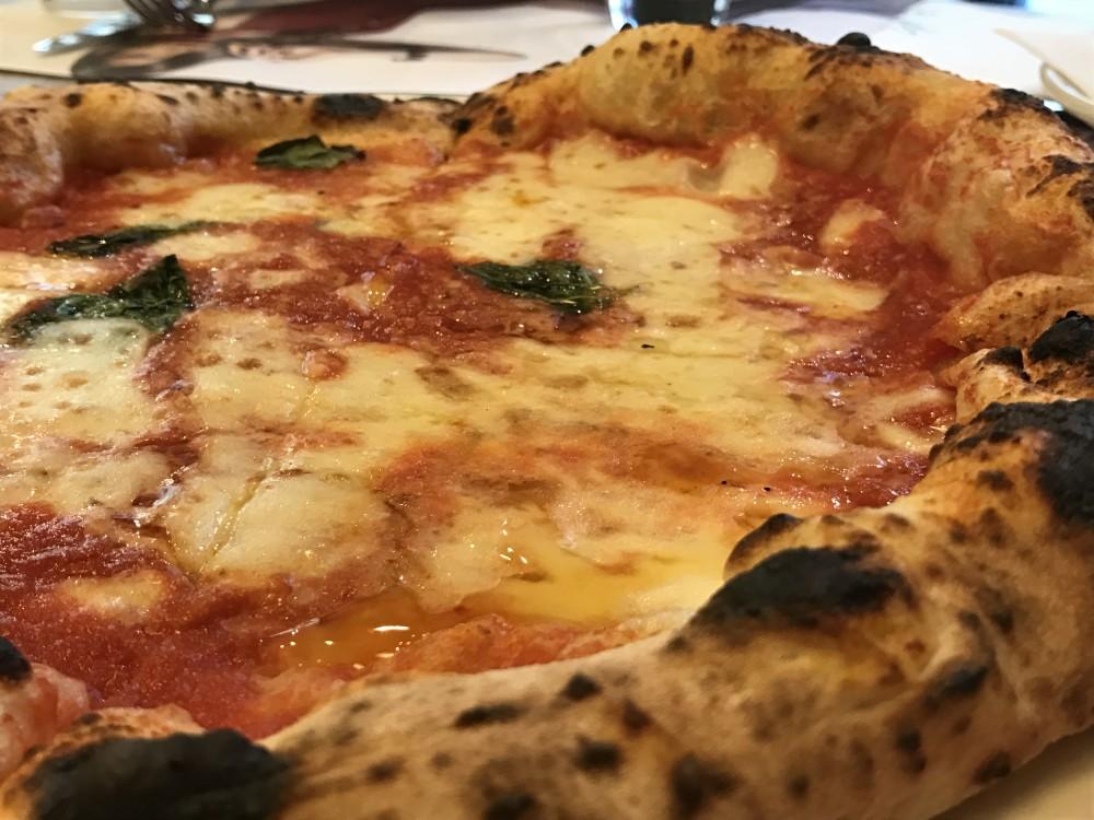 Olio&Pomodoro - la margherita