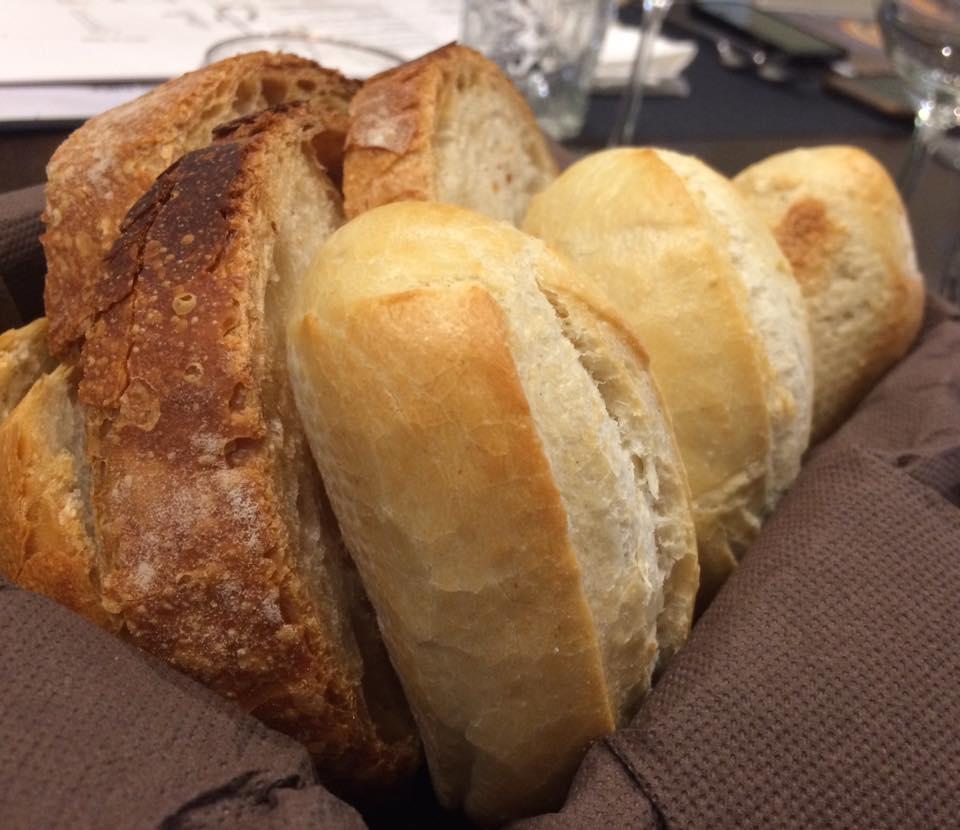 Osteria Carpentieri, il pane