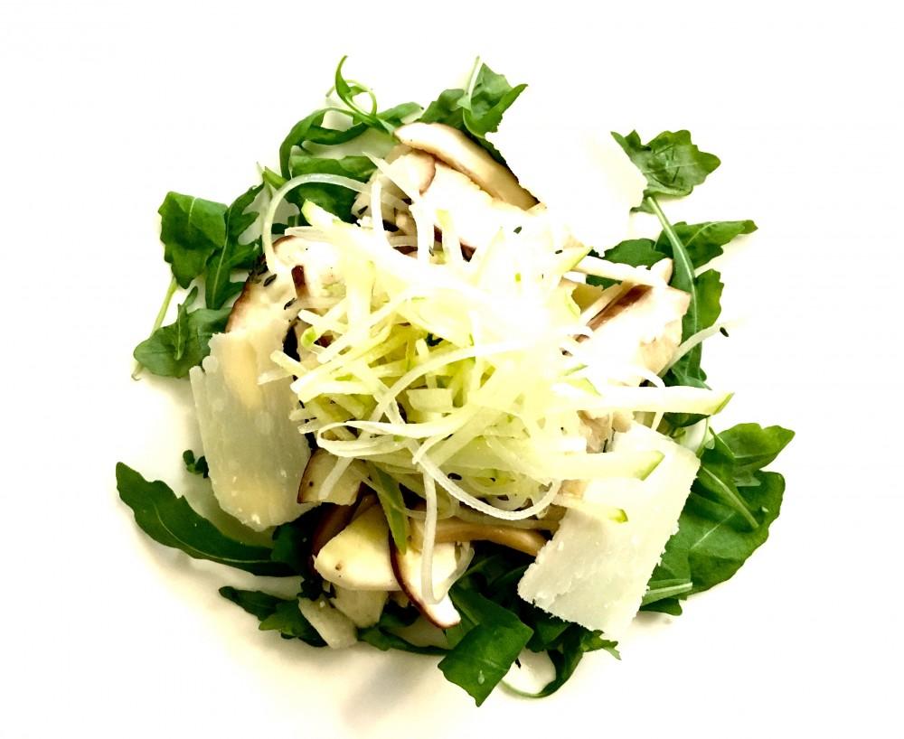 Ottagono, insalata