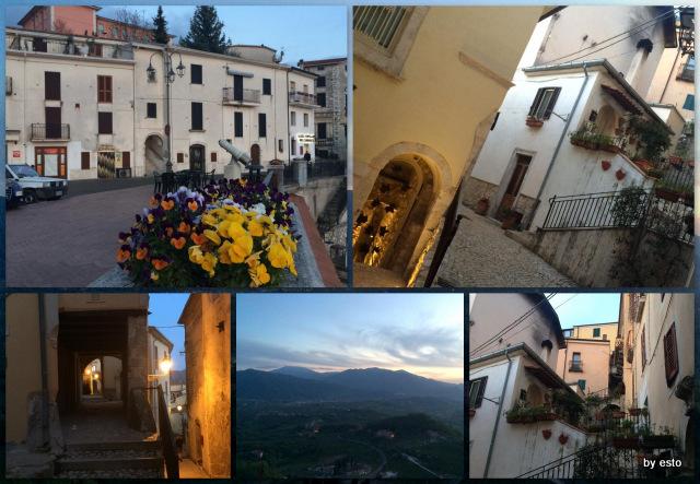 Picinisco, il borgo