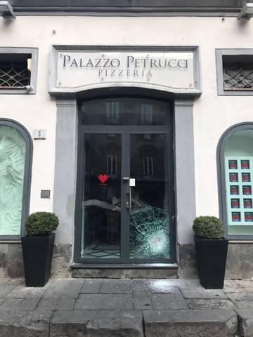 Pizzeria palazzo petrucci