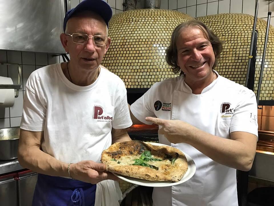 Pizzeria Port'Alba Luigi e Gennaro Luciano