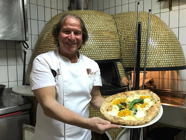 Pizzeria  Port'Alba la pizza  Re Ferdinando