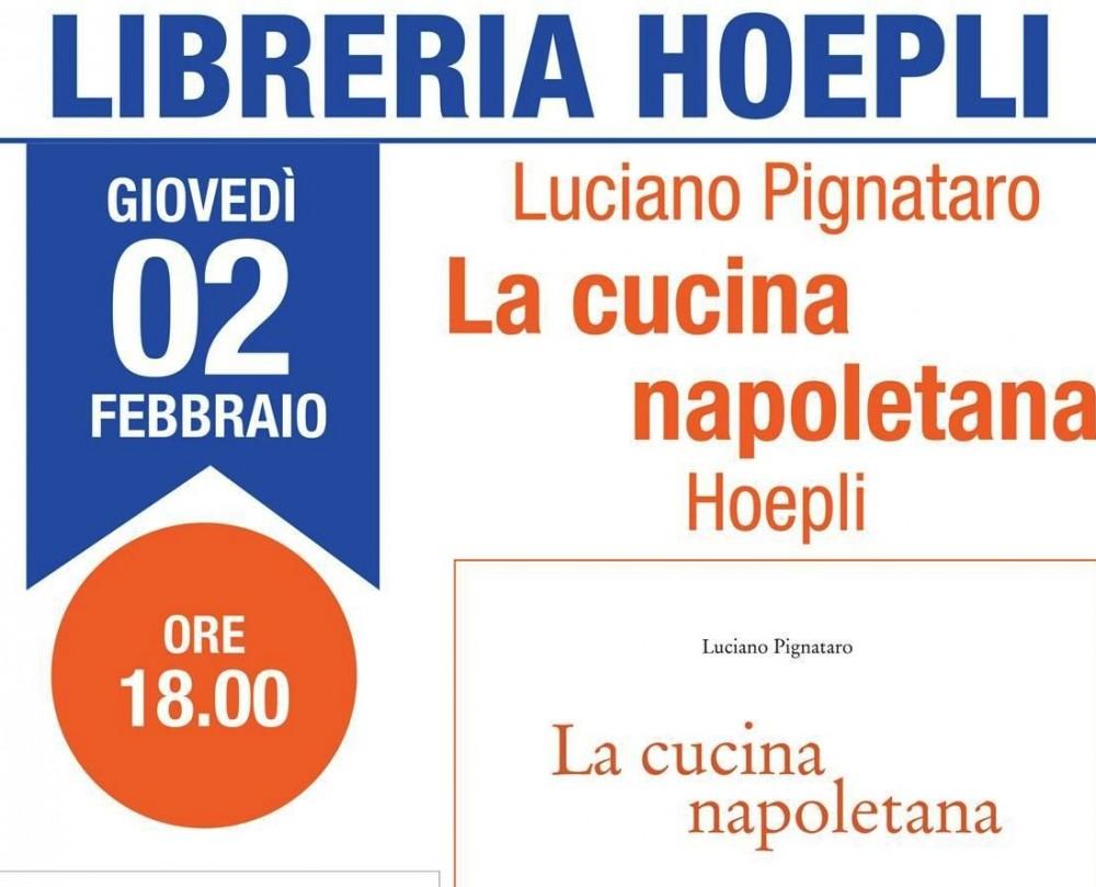 Presentazione Libro La cucina napoletana