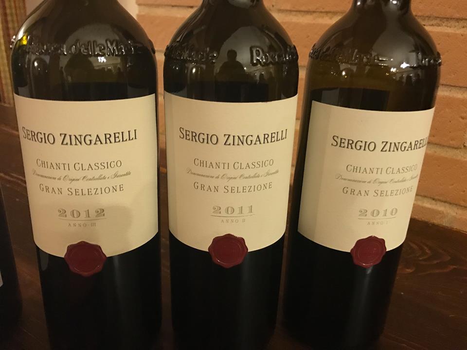 Riserva Sergio Zingarelli Rocca delle Macie