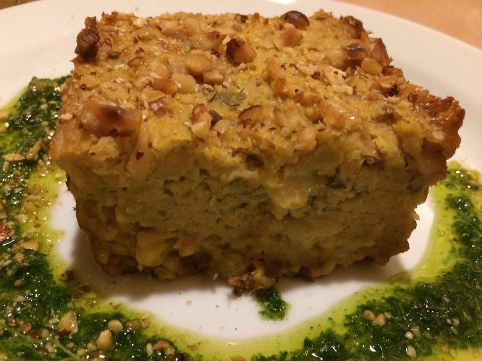 Rocca del Gusto, gateau di patate alla nocciola