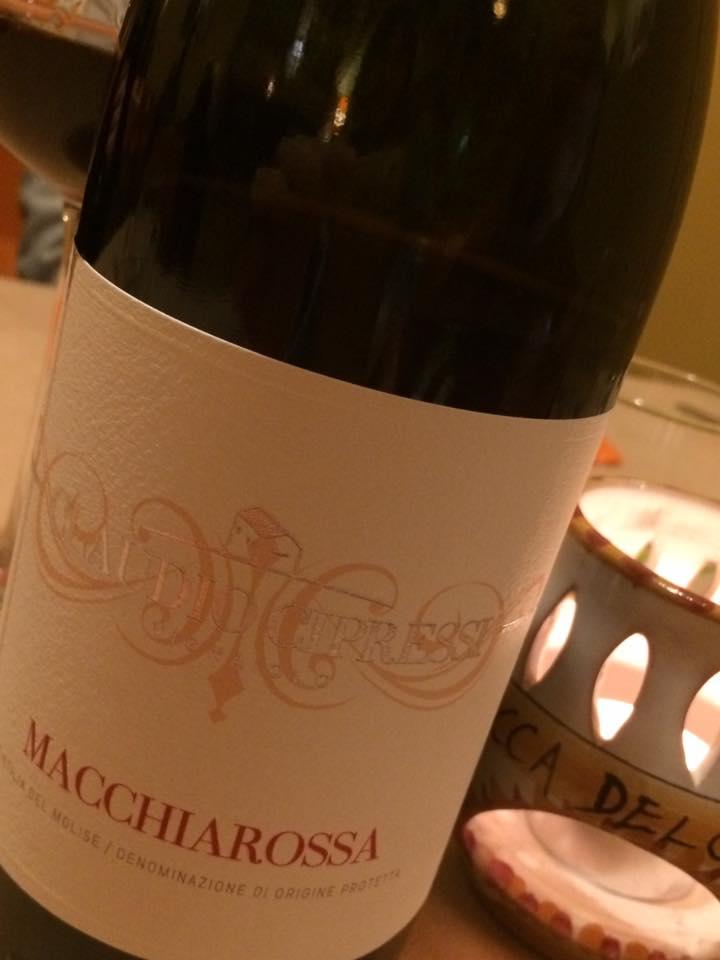 Rocca del Gusto, il vino