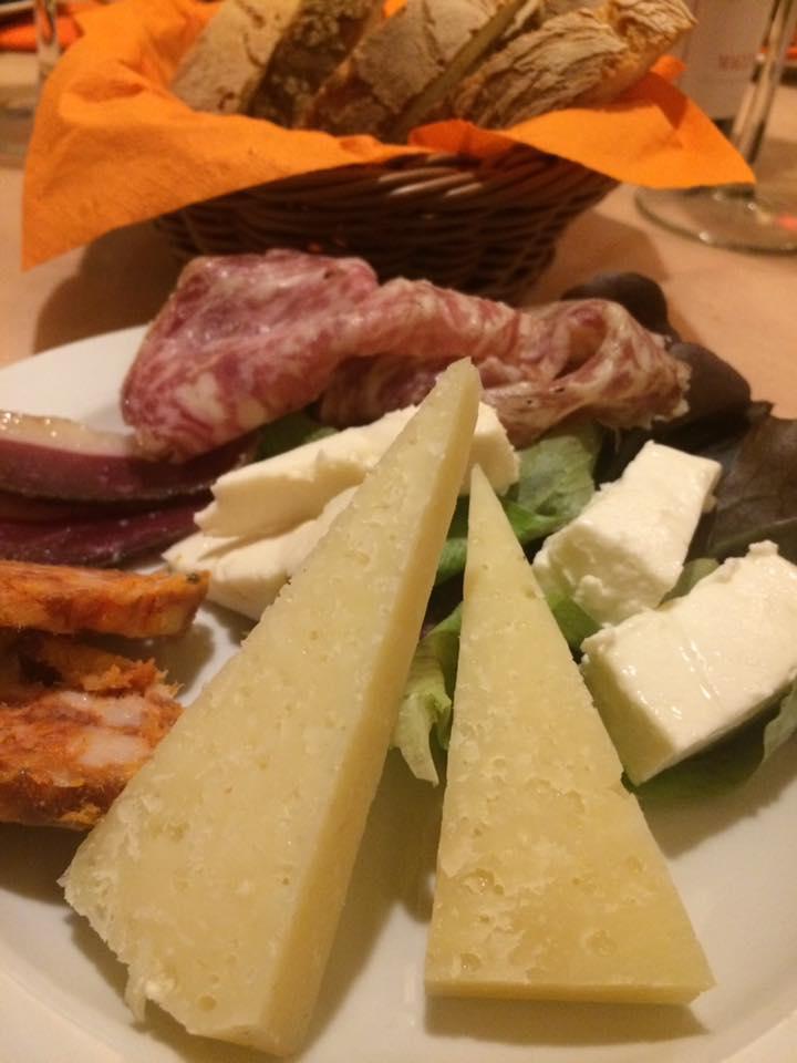 Rocca del Gusto, salumi e formaggi