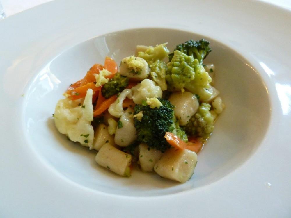 Trattoria Visconti, gnocchi di patate