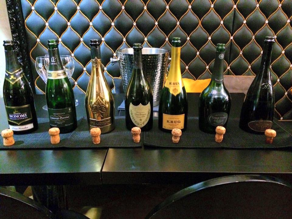 Zenbu. Line Up finale degli Champagne