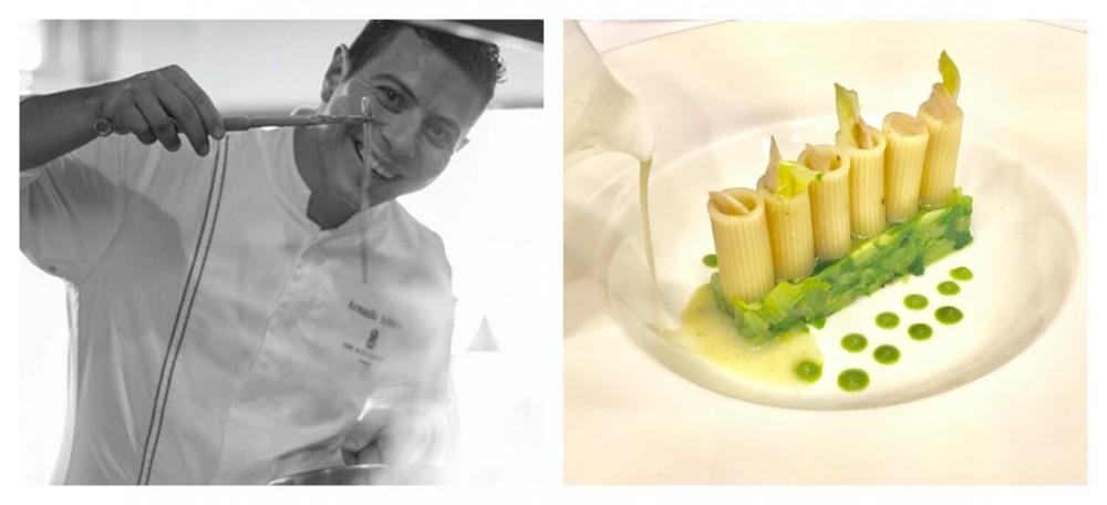 La Scarola 'Vernaiola' per il piatto di Armando Aristarco