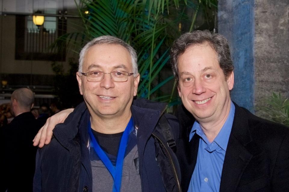 Enzo Coccia e Daniel Yong (Foto Scatti di Gusto)