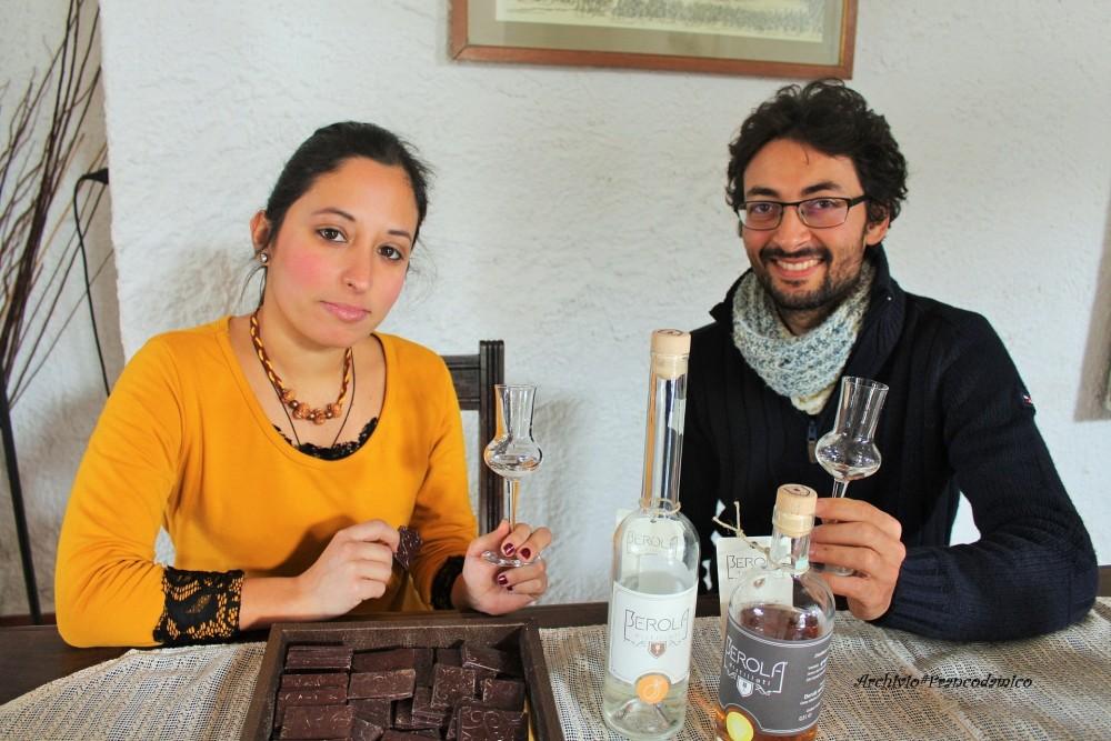 Berola' Distillati Antonio Di Mattia e Sarah Liberti