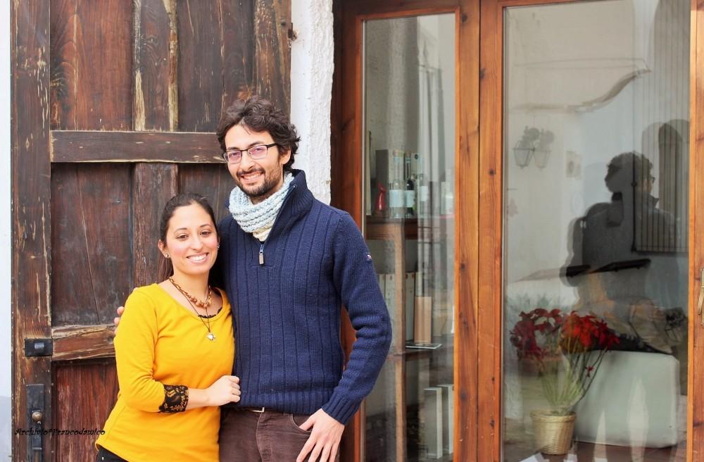 Antonio Di Mattia e Sarah Liberti