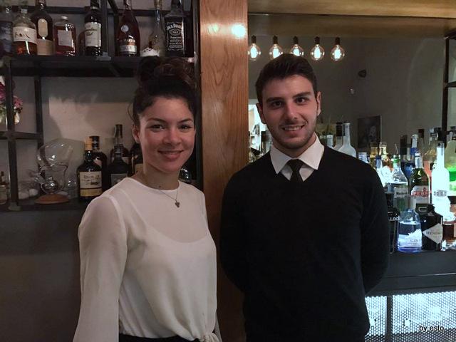 1Q84 Gianni Barretta e Solange Volpicelli