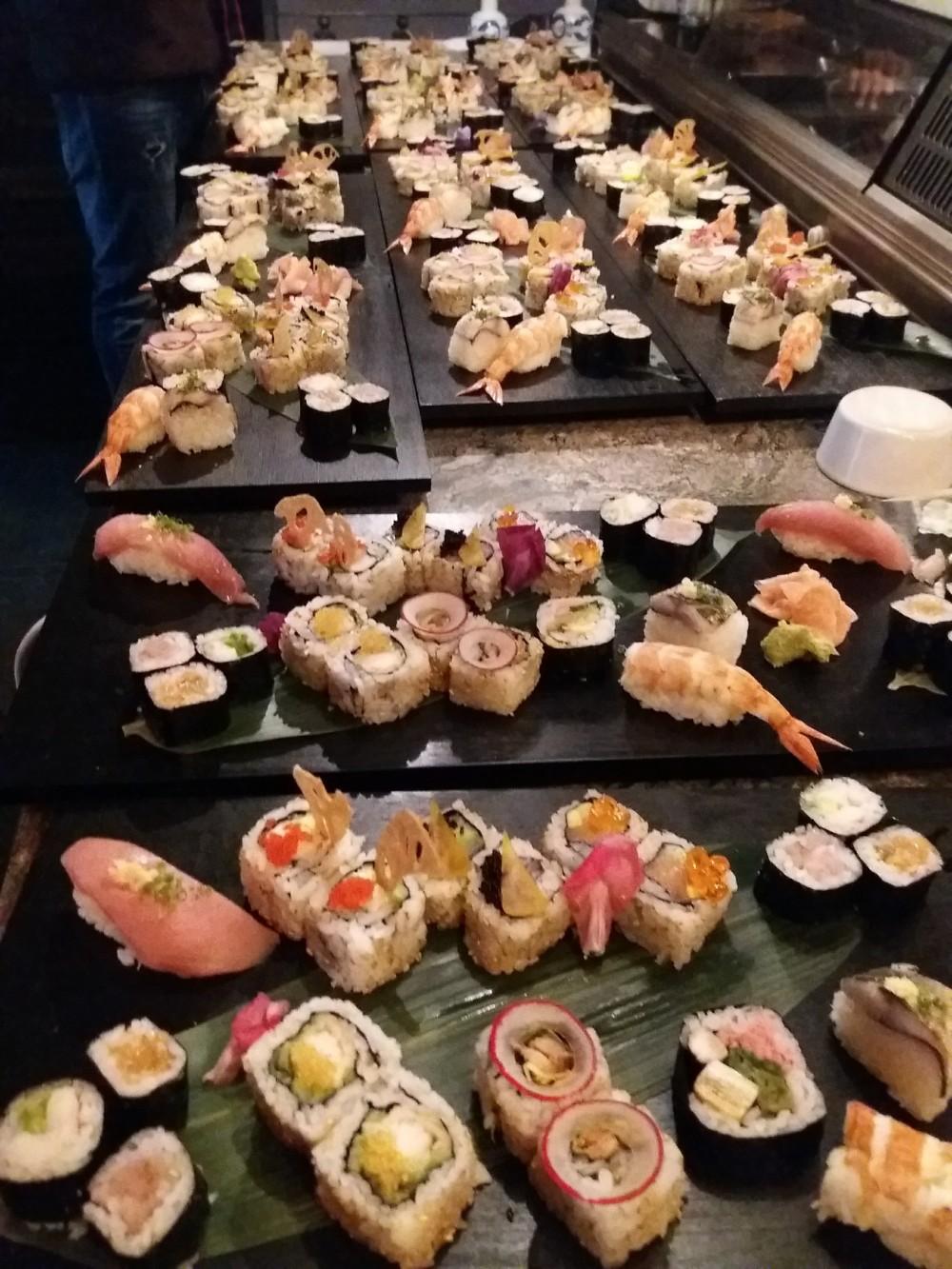 WA Japanese restaurant