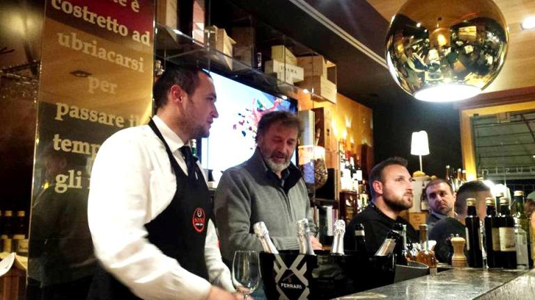 Mani in Cucina, Alessandro Pecoraro e Sabino Basso