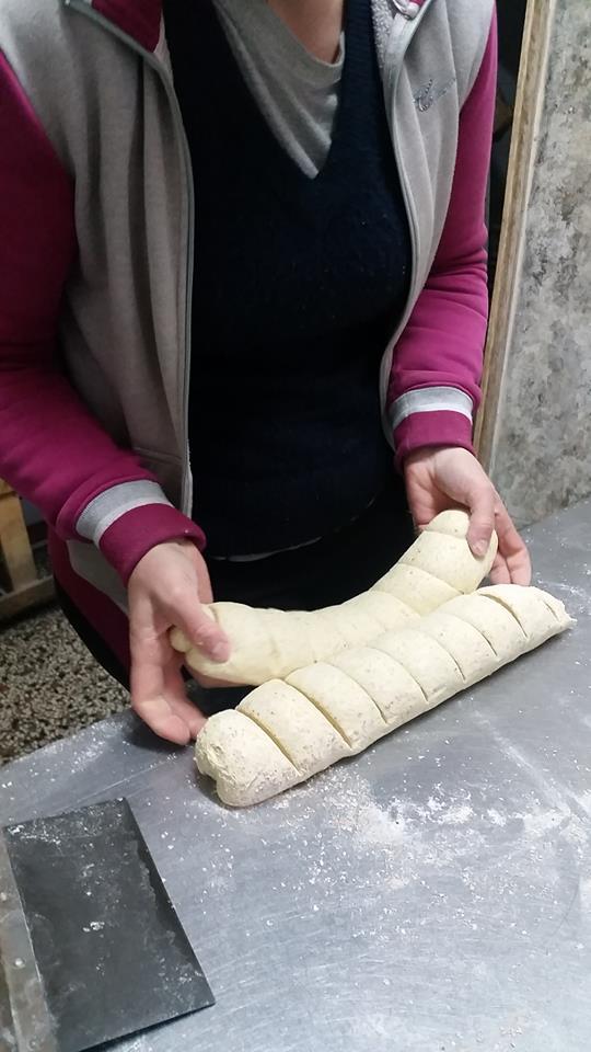 Biscottificio Ruocco - Le pagnotte di pane