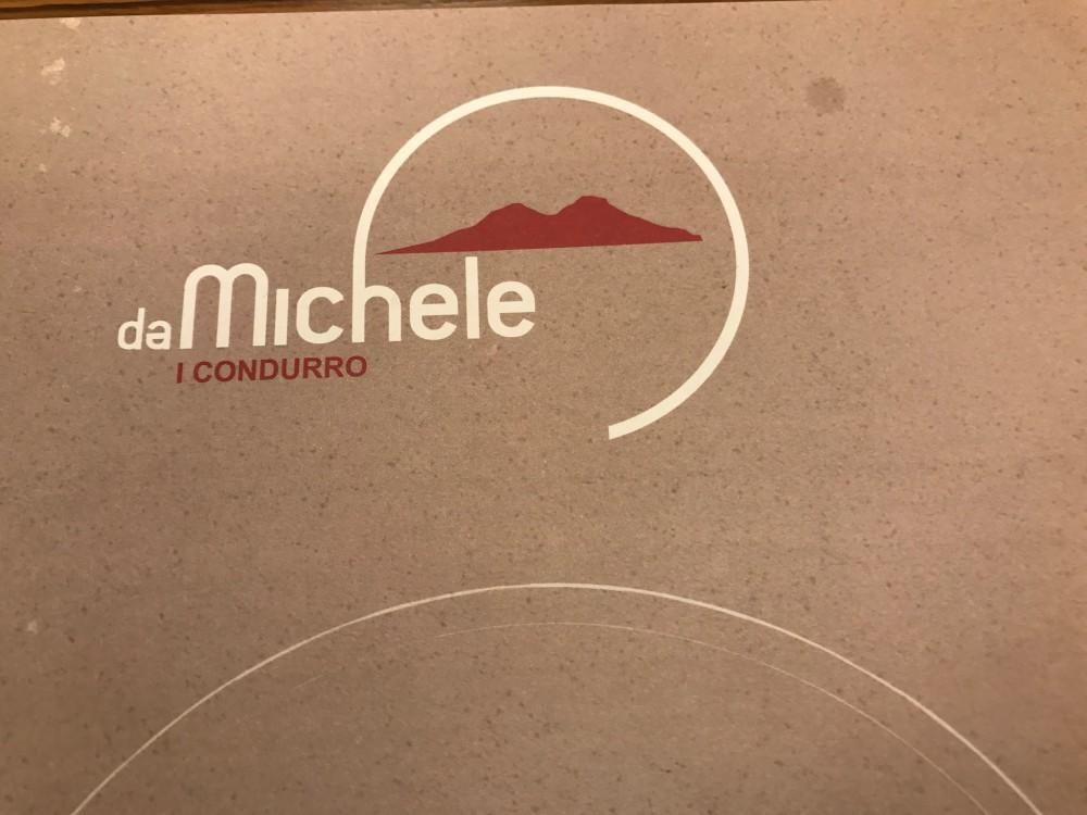 Pizzeria Da Michele I Condurro a Fuorigrotta
