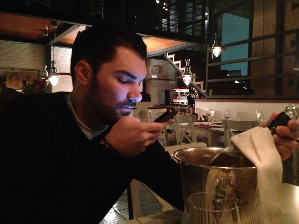 Alberto Tasinato Mandarin