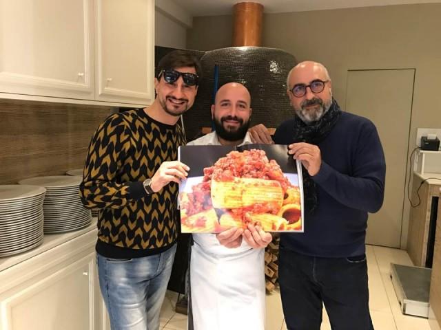 Alessandro Polidoro Edtore con Gianni e Luca Castellano
