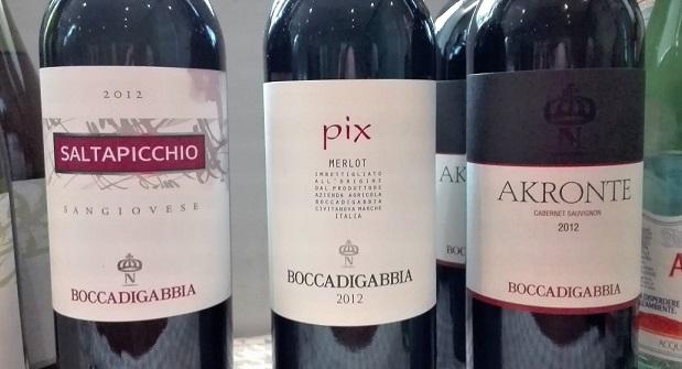 altri vini rossi di Boccadigabbia