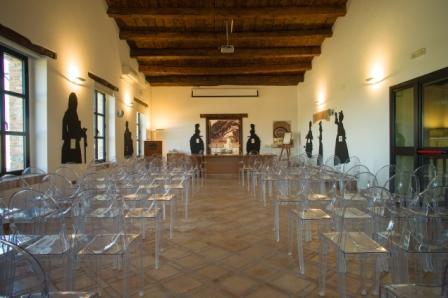 Amarelli, auditorium