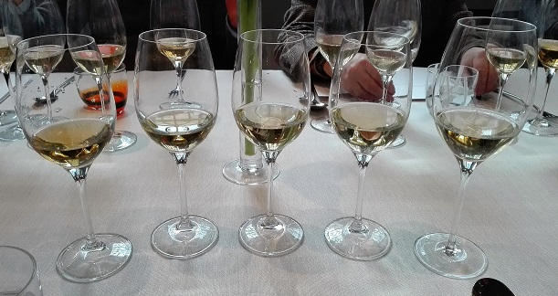 Le Grane, bicchieri