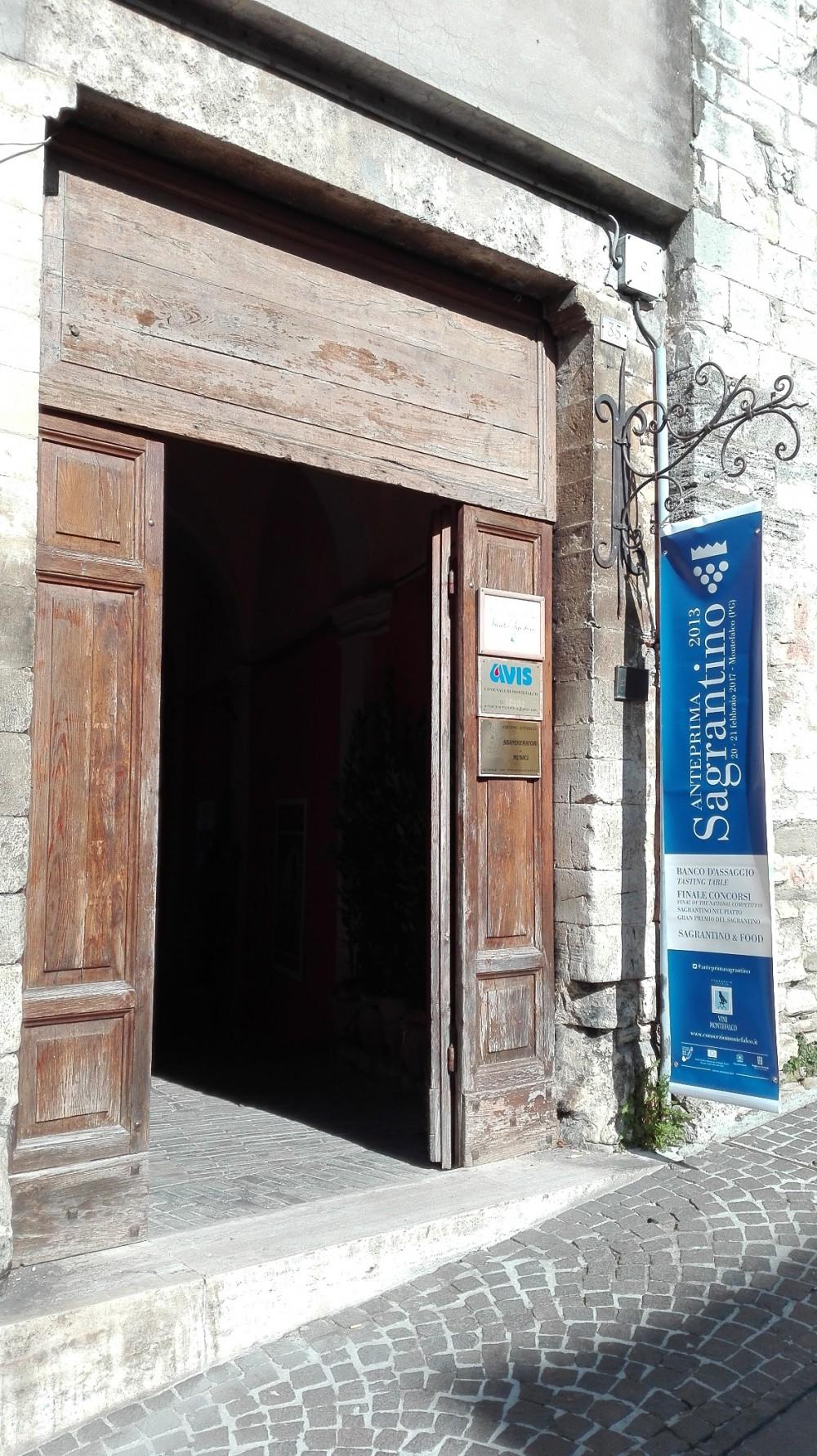 Chiostro SantAgostino, Degustazione Libera