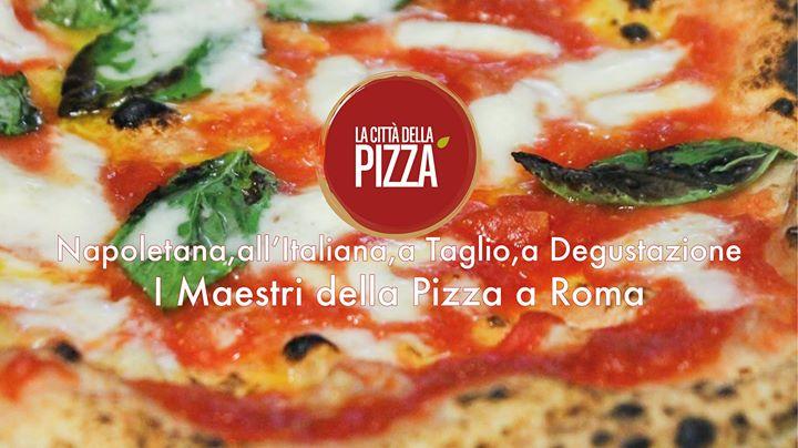Città della pizza, Roma
