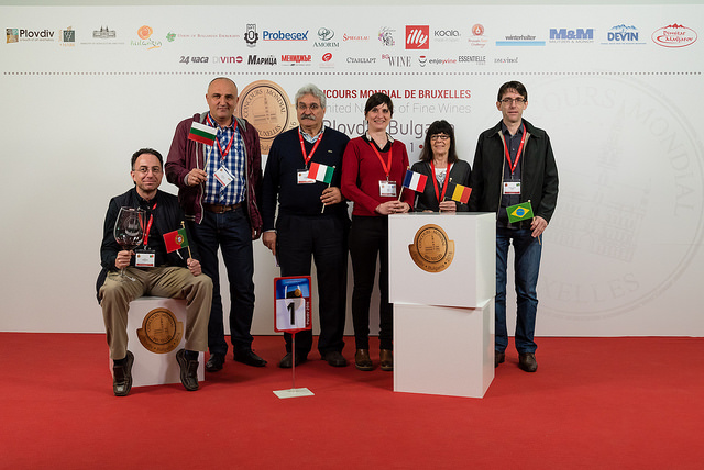Concorso Mondiale di Bruxelles 2016 a Plovdiv giuria n.1
