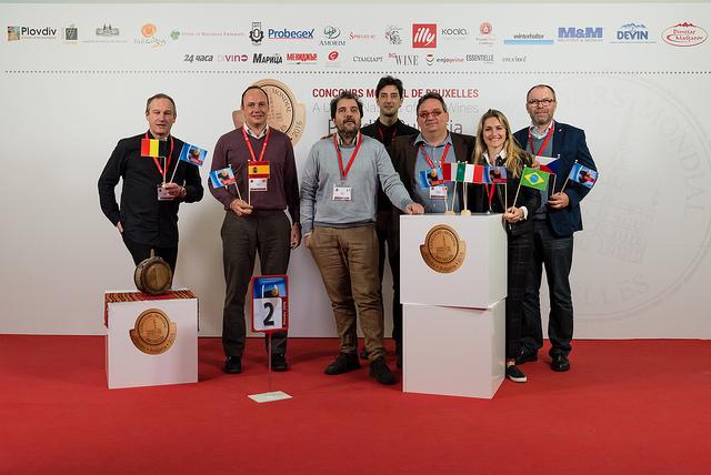Concorso Mondiale di Bruxelles 2016 a Plovdiv giuria n.2