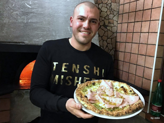Country House  Carinaro  Antonio Russo e pizza Incontri Siculi emiliani
