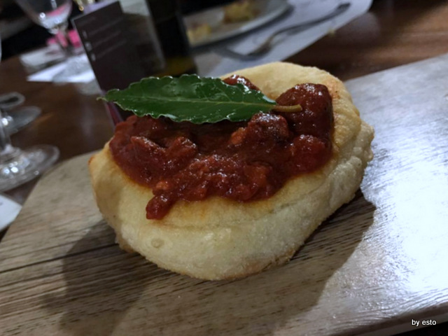 Country House pizzella zuppa forte