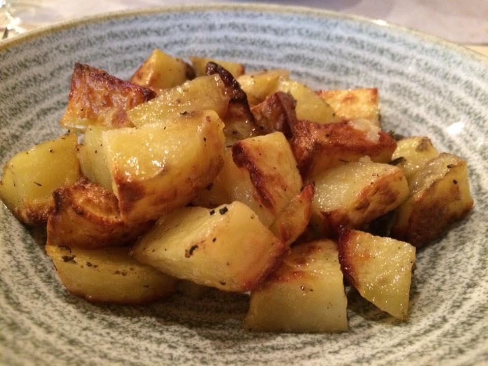 Da Benito, patate al forno