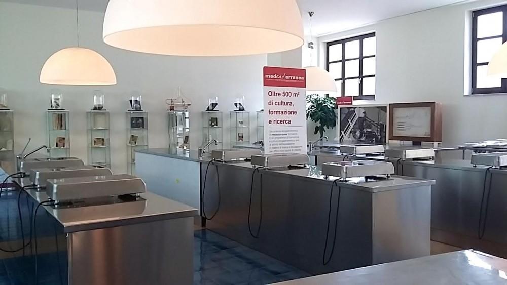 Accademia enogastronomica Medeaterranea, il laboratorio