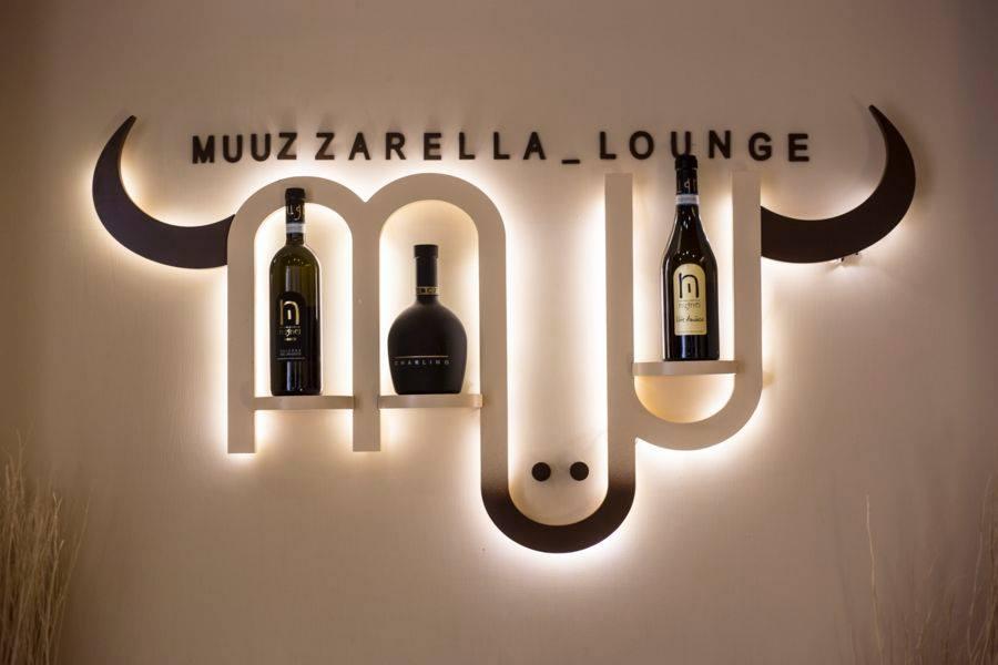Muu Muuzzarella, Il Logo