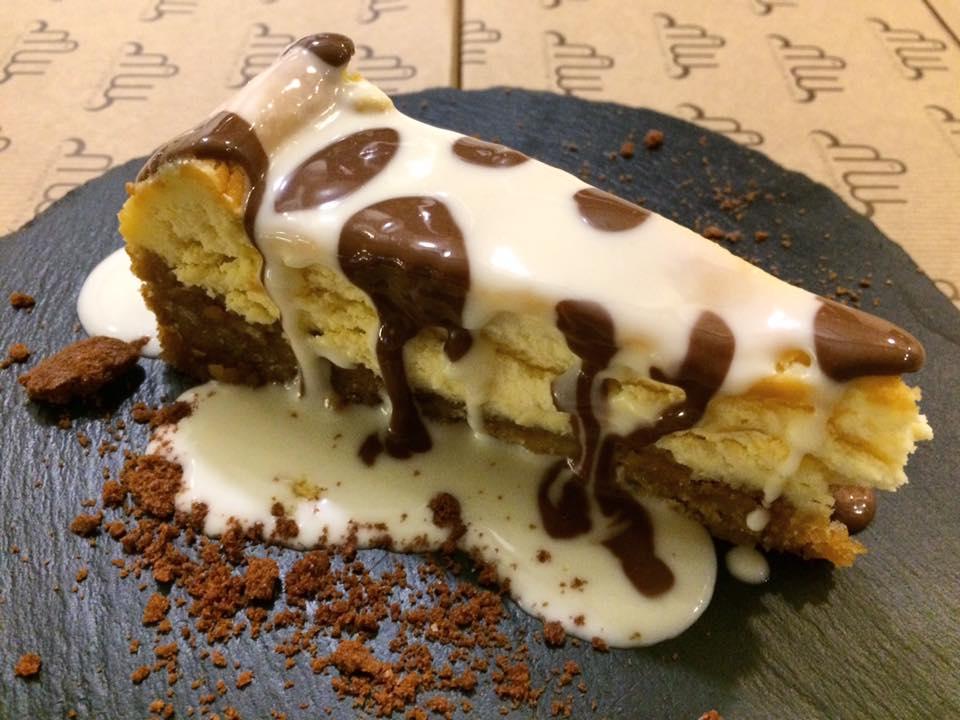 Muu, Baked Cheesecake