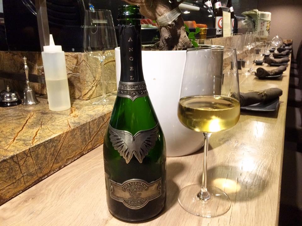 Roji, Angel Champagne NV Brut