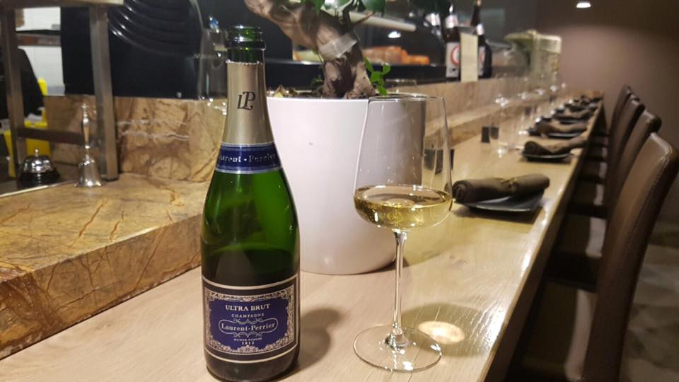 Roji, Ultra Brut Laurent Perrier