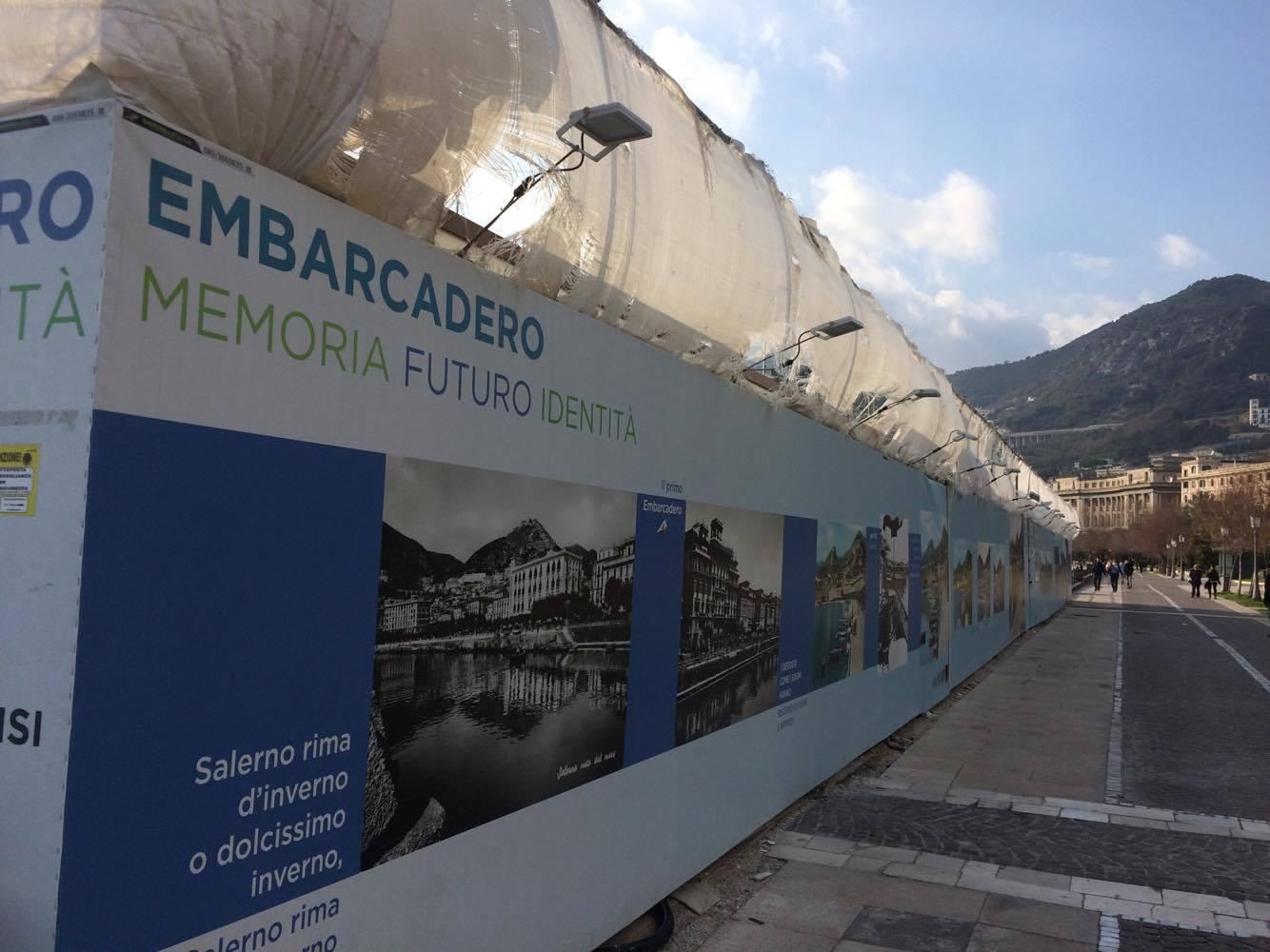 Feudi a Salerno Embarcardero